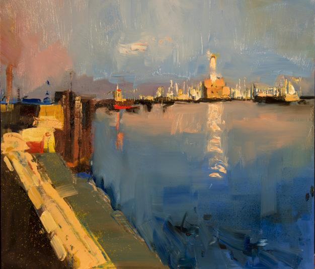 Ravenna harbor